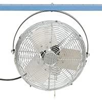 Workstation Fan, 12 Diameter