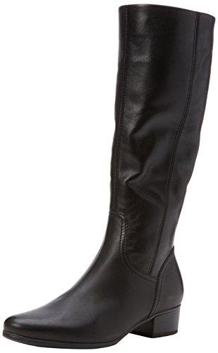 Gabor Women's Basic Boots, Grey Black (27 Schwarz 27)