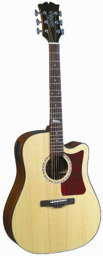 Sierra Alpine SD35CE Acoustic-Electric Guitar