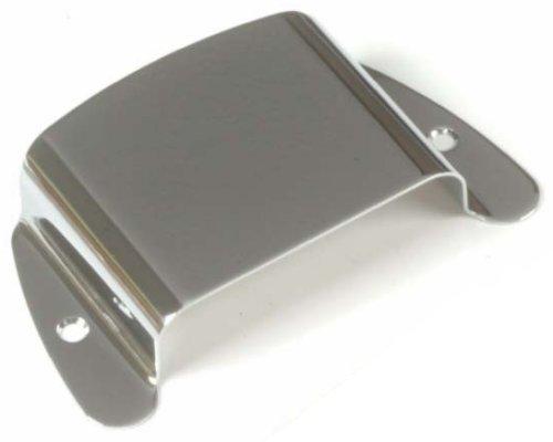 - Fender 51 Precision Bass Pickup Cover for Guitar - Chrome