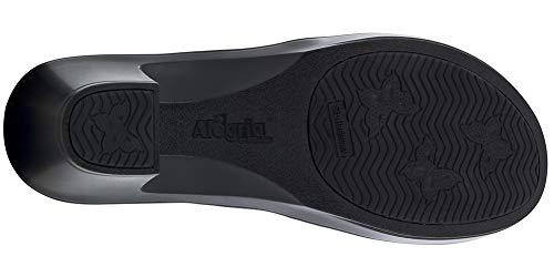 Alegria Black Slip Women's Burnish On Holli rpqAr6