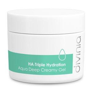 Divinia HA-Triple Hydration Aqua Deep Creamy Gel 50g.