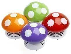 Seta escritorio Mini aspiradora Color Naranja: Amazon.es: Hogar