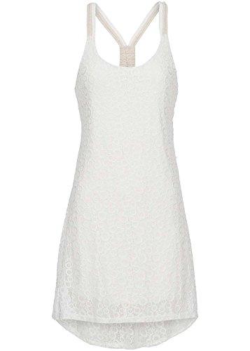 violet Fashion - Vestido - para mujer Weiß