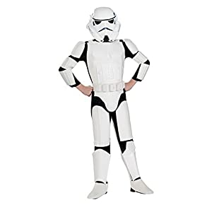 Rubies Star Wars Rebels Deluxe Imperial Stormtrooper Costume, Child Medium