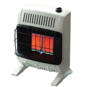 Heatstar By Enerco F155228 Ventfree Liquid Propane Infrared Heater HSVFR10LP, 10K