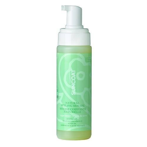 Suncoat Natural hair Styling Mousse 210ml (Suncoat Natural Products)