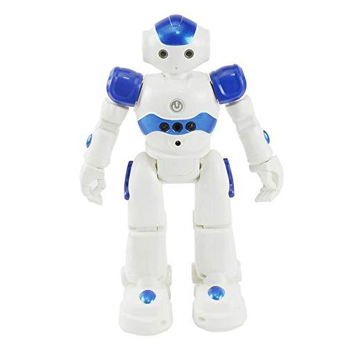 Domybest ラジコンロボット ミニ 人型ロボット リモート制御 ジェスチャー制御 インテリジェント 子供おもちゃ 多機能 USB充電 可愛い 誕生日プレゼント 人気