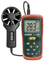 Extech Instruments AN100-NIST CFM/CMM Mini Thermo-Anemometer with NIST