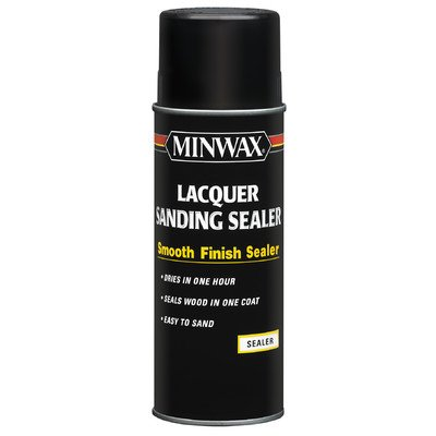 minwax lacquer sanding sealer - 6