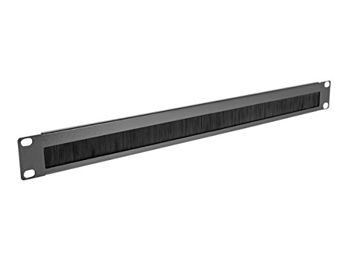 V7 RMBRUSH1U-1N Rack Mount Brush Panel 1U (Rackmount Hardware)