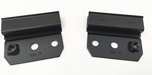 - Channel Clips Fits Ford Expedition Window Door Glass (Power & Manual) W/Tip