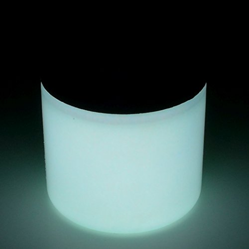 Glow In The Dark Paint by Art 'N Glow - Premium Artist's Acrylic (4 Fluid Ounces, Neutral White)