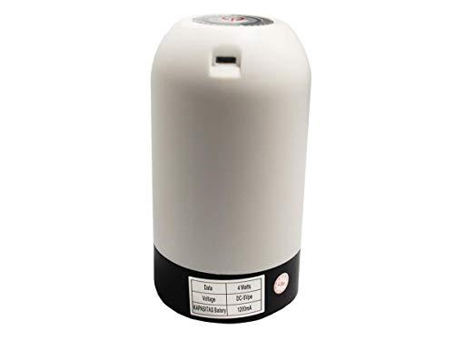 Bomba Elétrica Para Galão De Água Haiz Até 18,9 Litros (Branco)