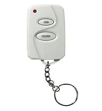 Amazon.com: GE llavero mando a distancia para alarma de ...