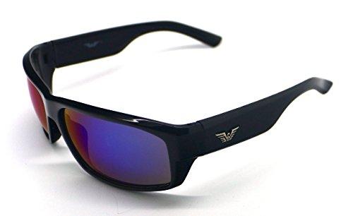 Y8002 Calidad Sunglasses de Alta Gafas Hombre Eyewear UV 400 Sol qvHfCwF