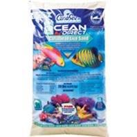 Ocean Direct Original Grade Natural Live Sand - Size: 40 Pound - Color: White
