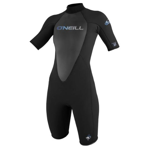 O'Neill Wetsuits Women's 2 mm Reactor Short Sleeve Spring...