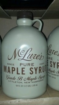 McLure's: Pure Maple Syrup 64 Oz (6 Pack Case) by McLure's