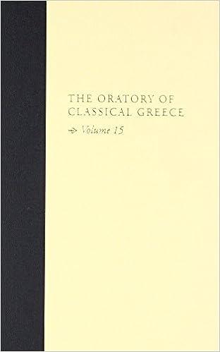 Demosthenes, Speeches 23-26 The Oratory of Classical Greece: Amazon.es: Harris, Edward M.: Libros en idiomas extranjeros