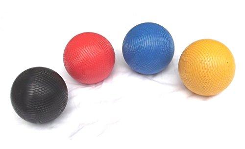 Set Townsend/Hurlingham Croquet Balls (16oz, full size, 1st colors) by Garden Games