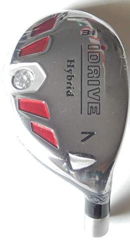 New Integra I-Drive Hybrid Golf Club 7-31 Right-Handed With Graphite Shaft, U Pick Flex