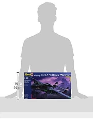 Revell 04887 P-61B Black Widow Aircraft Plastic Model Kit