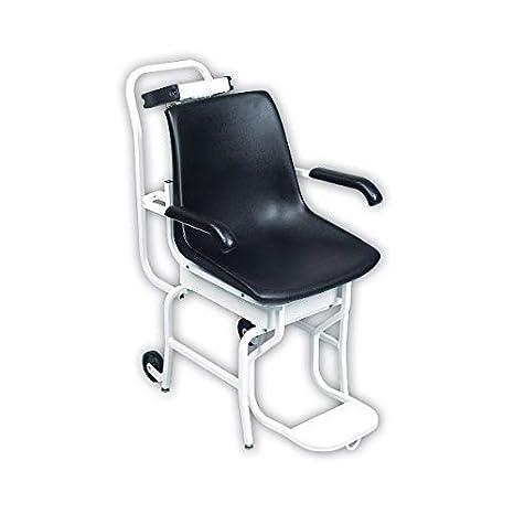 Kyara - Báscula mecánica a silla con ruedas y pantalla digital - Uso privato: Amazon.es: Salud y cuidado personal