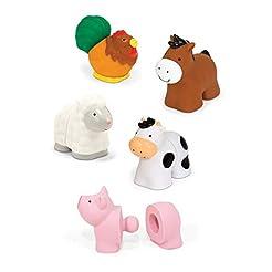 Melissa & Doug Pop Blocs Farm Animals Ed...