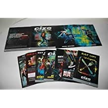 CIZE Fitness Dance Workout Full Box Set includes 6 dvds and fitness manuals
