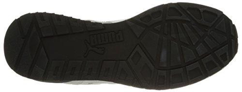 Sneaker da donna Classic Classic WNS da donna, Puma White / Puma White, 8 M US