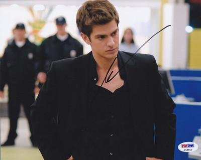 Andrew Garfield Signed 8X10 Photo Peter Parker Spider Man Autographed
