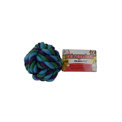 bulk buys Dog Rope Ball