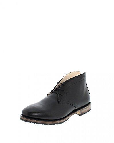 Meindl Shoes Hoxton Men - Dark Brown Black