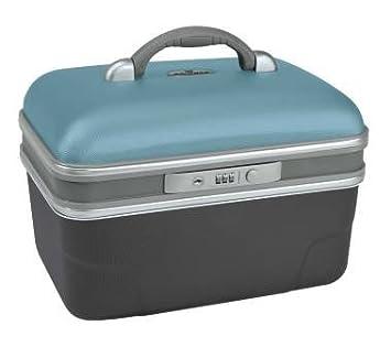 Savebag - Vanity rigide 34 cm - Capacité : 13 Litres (Petunia-Indigo) 4ZcFAuC