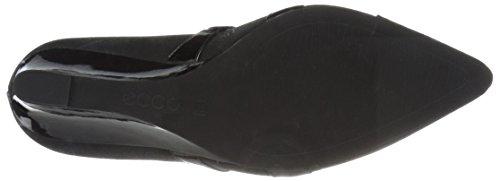 Ecco Noir Black 51707black Escarpins Belleair Femme rPwqWHrO4