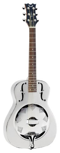 Dean Resonator Chrome - Chromes Dean Guitar Resonator