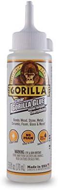 Gorilla Clear Glue ounce Bottle