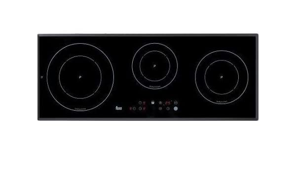 Teka IR 90 HS Negro Integrado Con - Placa (Negro, Integrado ...