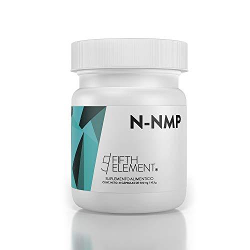 Nutracéutico con neem, vinagre de manzana y proteína de soya - N-NMP - Fifth Element Nutrition - 21 cápsulas