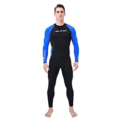Amazon.com: Traje de surf de una sola pieza, para hombre ...
