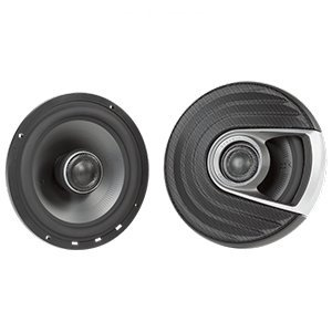 Polk Audio MM1 Series 6.5 Inch 300W Coaxial Marine Boat ATV Car Audio -