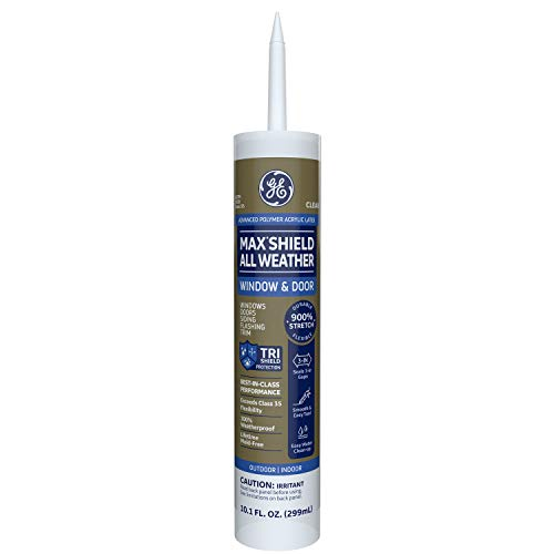 GE Momentive Performance Materials MAWD410CR Max Shield All Weather Siliconized