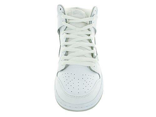 SB Shoe 10 Base NIKE White Pro Skate US White Lt Dunk Men Grey High Men's IwxqCfwP