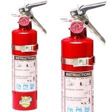 chemical fire service tags