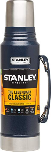 Stanley Classic Stainless Steel Vacuum Insulated Flask Bottle