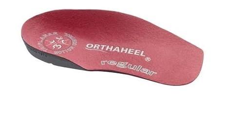 SCHOLL - ORTHAHEEL REGULAR ORTHOTIC