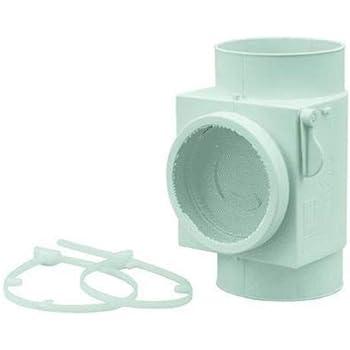Amazon Com New Chk100zw Dryer Vent Heat Keeper Saver