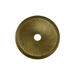 Deltana BPRK125U5 Base Plate Knobs Cabinet Backplate, Pack Of 10