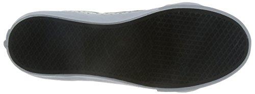 Varebiler Unisex Sk8-hi Slank (perf Stjerner) Skatesko Hvit